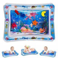 Neu Baby Wasserkissen Spielmatte Aufblasbare Früherzieh Spielzeug 66 x 50 cm
