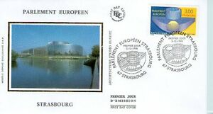FDC-FRANCE-3206-PARLEMENT-EUROPEEN-STRASBOURG