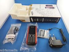 Samsung b2100 SCARLET RED ROSSO simlockfrei Outdoor BLACK NUOVO OVP NEW B 2100 IVA