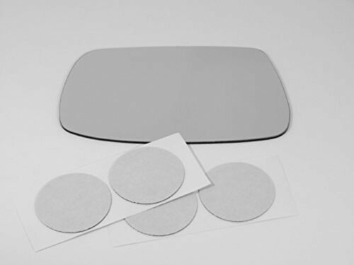 Direct F Fits 02-05  IS300 Left Driver Side Mirror Glass Lens W//o Backing Plate