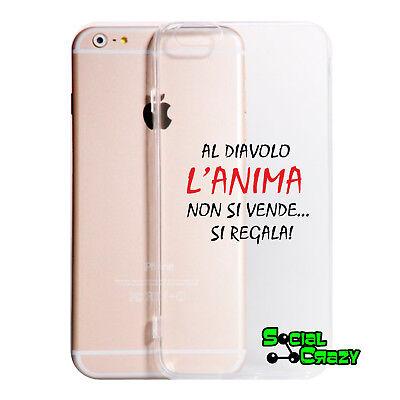 Cover Per Tutti i Modelli IPHONE - AL DIAVOLO vasco rossi blasco | eBay