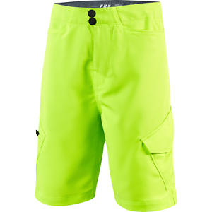 Fox Racing  Youth Ranger Cargo Short Flo Yellow  lowest prices