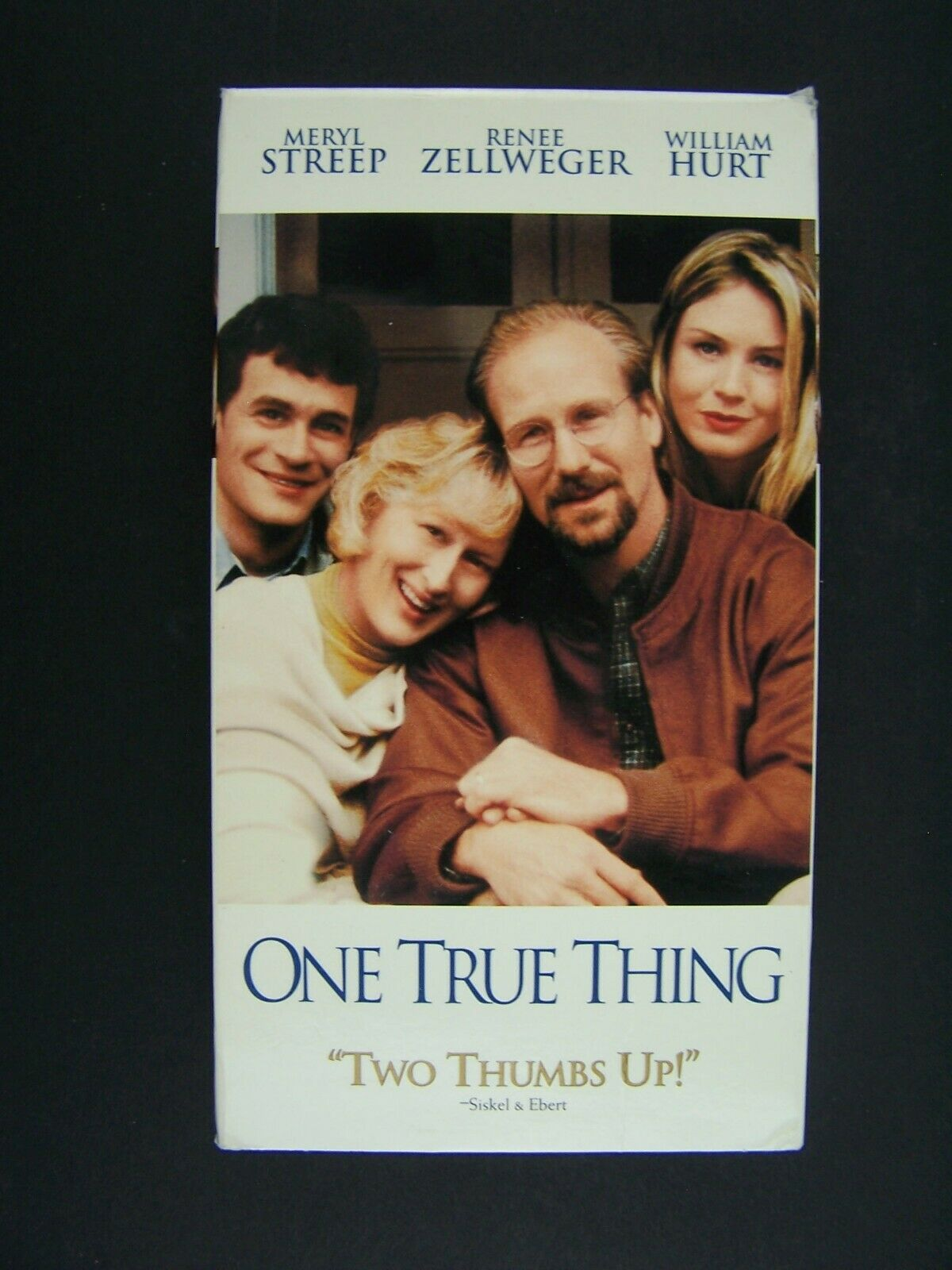 One True Thing VHS Video Tape