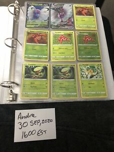 Darkness-Ablaze-Master-Set-All-356-Cards-Included-Charizard-VMAX-NM