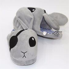 Kuroshitsuji Cartoon Butler Bitter Rabbit Indoor Slipper Plush Soft Home Shoes