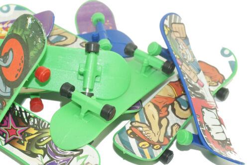 Mini Plastic Tech Deck Toy Skate Finger Board Skateboards Children Kids Toy Gift