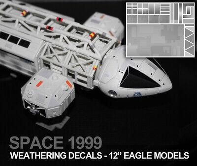 """Raum 1999-22"""" Eagle Transporter Wetter Aufkleber"""