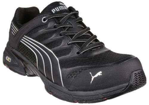 Low Red Mens Puma Safety lavoro Stivali da Uk6 industriali Fuse black 13  Motion wIOqI6RF 54e0e836588
