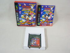 TETRIS ADVENTURE Susume Mickey Game Boy Color Nintendo Import JAPAN Game bcb gb