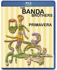 Banda Brothers: Primavera (2013, Blu-ray New) BLU-RAY