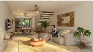 ESTELA, departamentos 2 Rec. Tulum, Pre venta desde USD $343,000