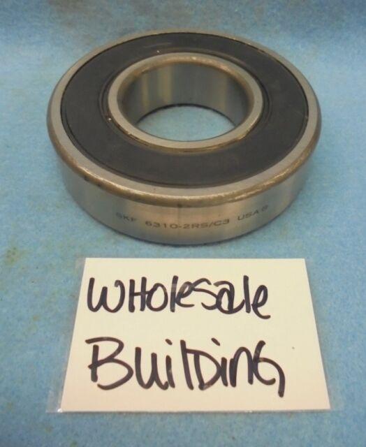 1 pcs SKF 6303-2RSH C3 clearance rubber seals deep groove ball bearing