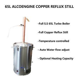 65L-240V-3500W-AlcoEngine-Full-Copper-Reflux-Still-Kit-Make-Whisky-Bourbon-Rum