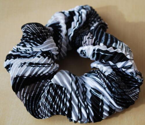 I capelli in gomma XL fascia per capelli treccia nastro haargummie treccia gomma tessuto 36 colori 9 cm Parigi