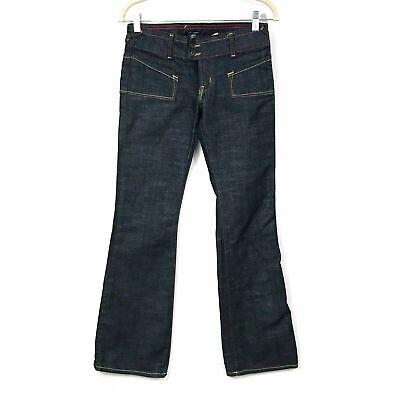 noveldesign best choice wholesale online Von Dutch, Women's, Blue Dark Wash Flare Low Rise Bell Bottom Jeans, Size  27 | eBay