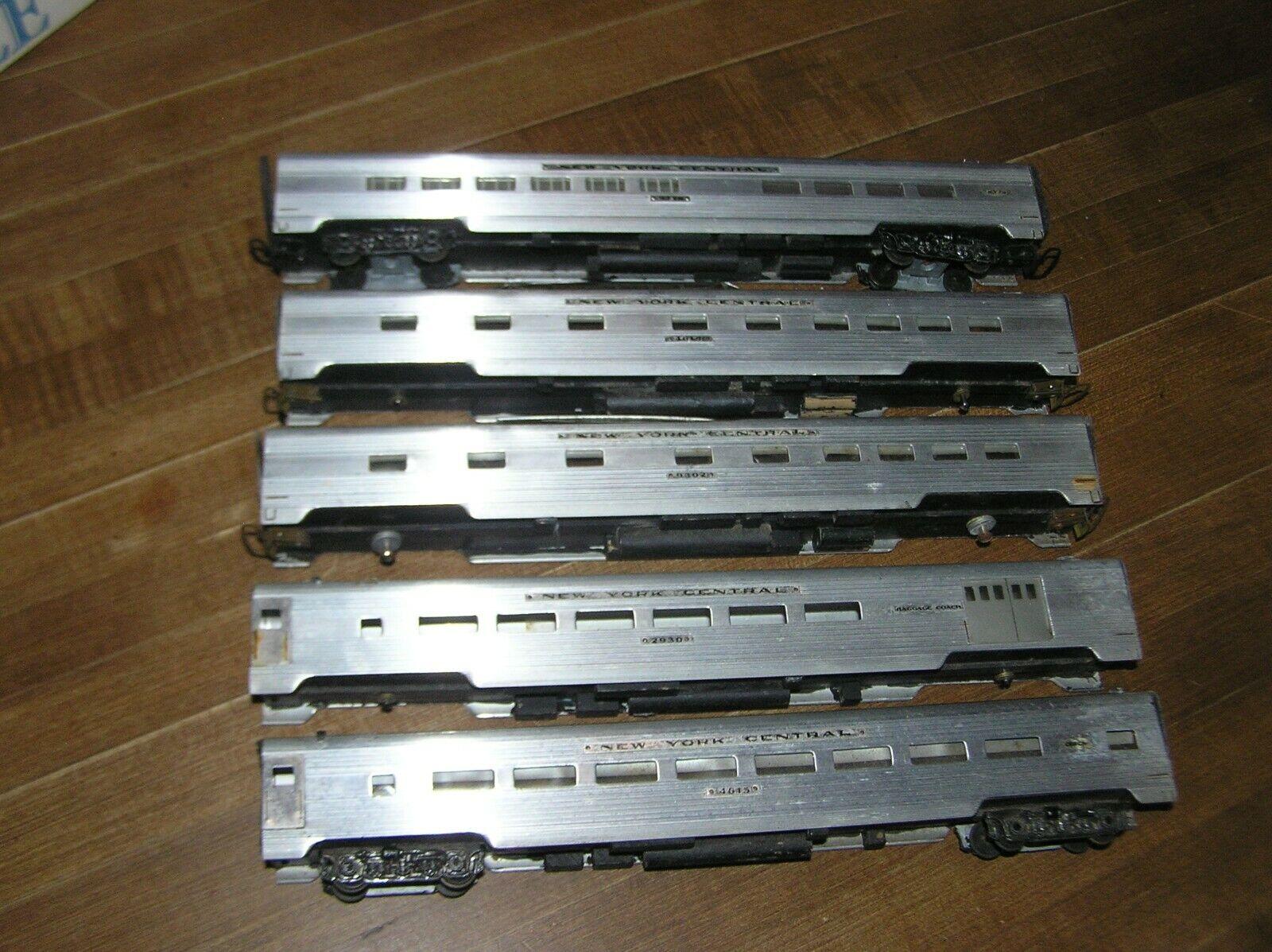 ZA 5 kasiner HOBBY Co. assemblato in tuttiuminio estruso I KIT lungo 11