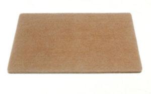 Paquets-de-3-Rectangulaire-Feutre-Coussinets-Adhesif-150Mm-X-100Mm-X-4Mm