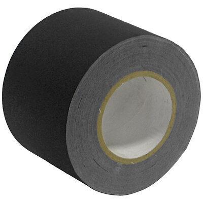 Seismic Audio Gaffer's Tape - Black 4 inch Roll 60 Yards per Roll Gaffers Tape