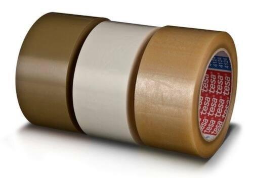 tesapack 4124 PVC 25mmx66m chamois                                   72 Rolle