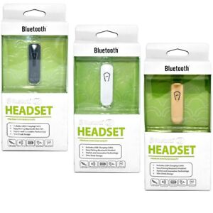 Details about Wireless Bluetooth Handsfree Stereo Headset w/ Mic  For  Huawei Honor 7X