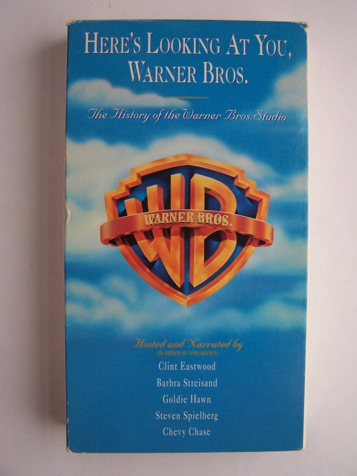 Here's Looking At You, Warner Bros VHS Video Tape