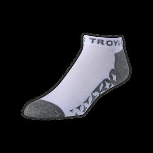 Details about  /Troy Lee Designs Socks TLD Motocross MX BMX MTB DH STARBURST ANKLE WHITE 3 PACK