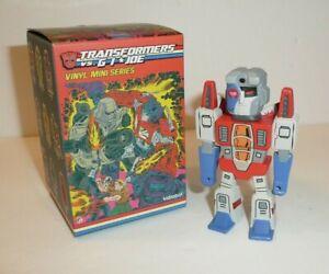 STARSCREAM-Mystery-Vinyl-Mini-Series-Transformer-GIJOE-Kidrobot-Figure