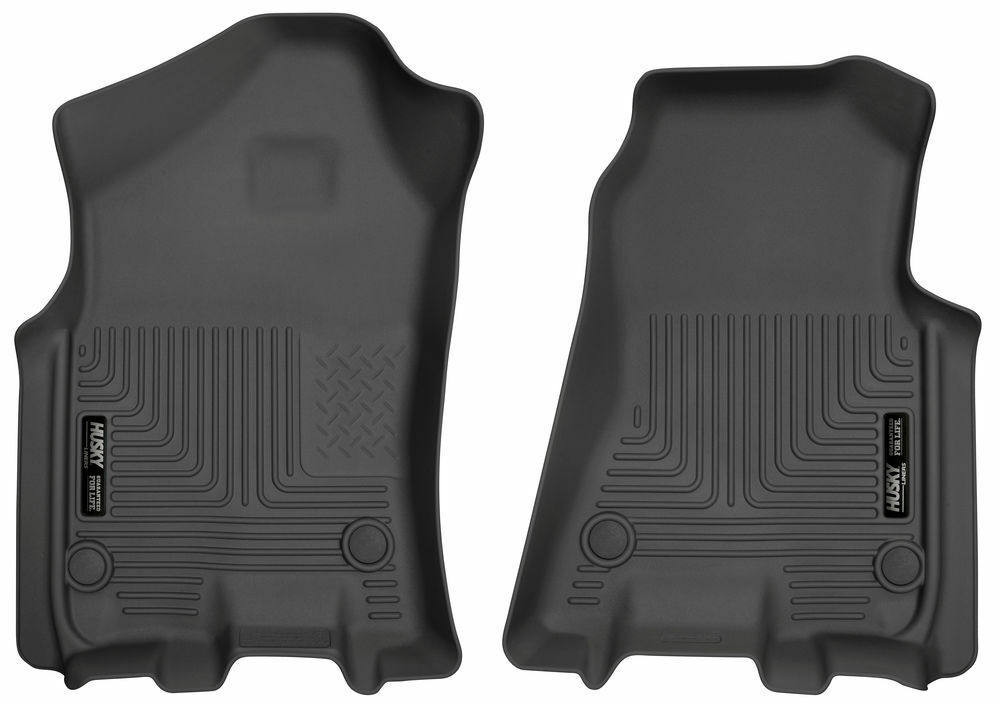 Husky Ram Crew Cab Protection Package Floor Mats And Mud Guards Ebay
