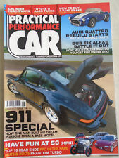 Practical Performance Car Jun 2010 911 special, Cobra replica, Audi Quattro