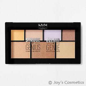 1-NYX-Strobe-of-Genius-illuminating-Palette-Highlight-034-STGP-01-034-Joy-039-s-cosmetics