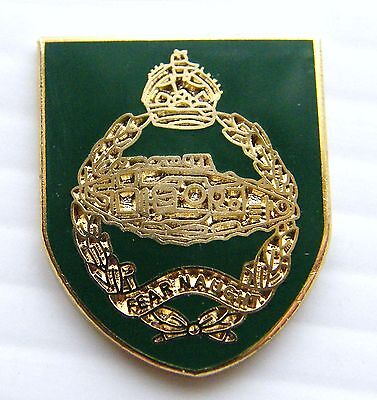 THE ROYAL TANK REGIMENT MILITARY ARMY LAPEL PIN BADGEIN FREE GIFT POUCH MOD APPR