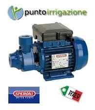 Elettropompa pompa autoclave periferica HP 0,5 Speroni KPM 50 Made in Italy