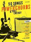50 Songs nur mit Powerchords & Full Energy -Lehrbuch für Gitarre von Peter Korbel (2015, Taschenbuch)