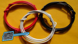 Guitar-Pickup-Cablage-raccordement-fil-22AWG-Best-Stranded-Core