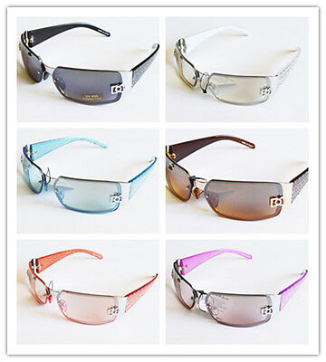 New DG Women's Designer Sunglasses Fashion Shades 5024 Colors