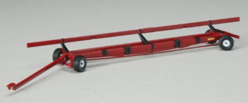 1//64 SPECCAST RED Unverferth AWS Fieldrunner Header Transport