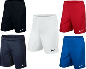Nike-Park-Dri-Fit-Mens-Sports-Football-Gym-Shorts-Size-S-M-L-XL-XXL