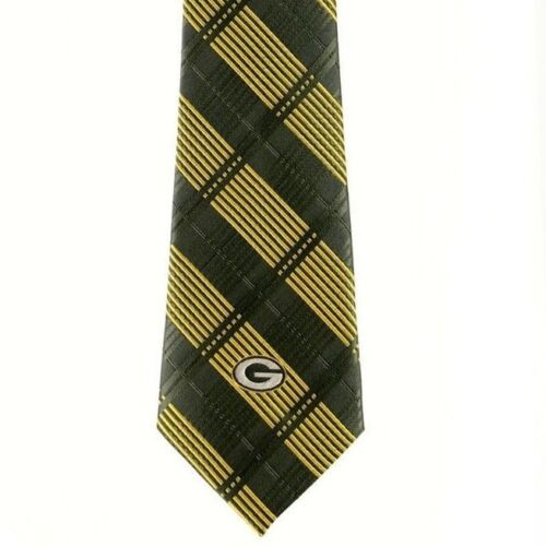 Green Bay Packers Neck Tie Officially Licensed Green Bay Packers Skinny Neck Tie