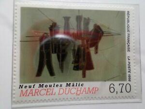 FRANCE 1998 timbre 3197, ART OEUVRE DUCHAMP, neuf**, MNH