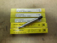 2 Hydra Tools 5.5mm Metric 5.5 Mm 2 Flutes Slot Drill Threaded End Mills