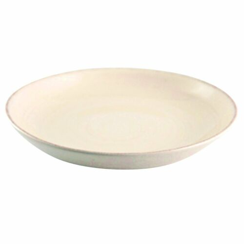 KINTO Organic assiette de pâtes Blanc 55813 Pottery from Japan