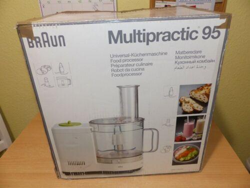 BRAUN Multipractic 95 Küchenmaschine 4259 in OVP ungebraucht  PPci3