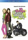 10 Things I Hate About You Vol 1 - DVD Region 1