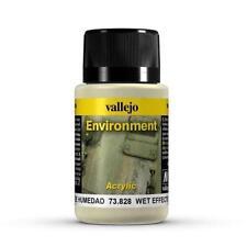 Vallejo Wet Effects Model Paint Kit VAL 73828