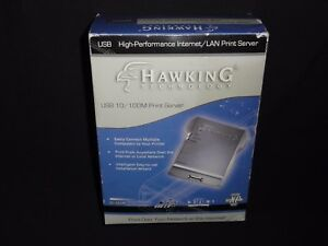 HAWKING USB PRINT SERVER HPS1U WINDOWS 7 64 DRIVER