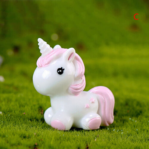 Cute Miniature Figurine Fairy Garden Dollhouse Decor Micro Landscape HCHGUK