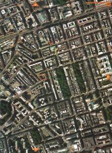 Edgware Rd Marylebone Rd Bryanston Sq Montagu Sq 2000 Map Be Friendly In Use Marylebone W1 W2 Nw1 Antiques Europe Maps
