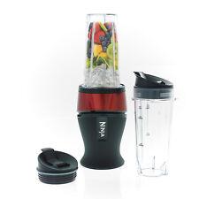 Nutri Ninja Blender & Smoothie Maker 700W - QB3001UKMRS - Red