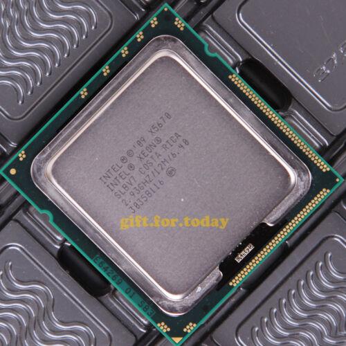 AT80614005130AA Processor CPU Original Intel Xeon X5670 2.93 GHz Six Core