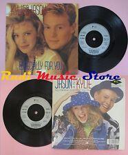 LP 45 7'' KYLIE MINOGUE JASON DONOVAN Especially for you All i wanna *cd mc dvd